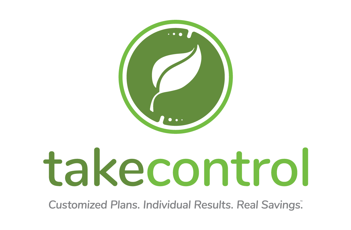 Take Control: customized plans. individual results. real savings